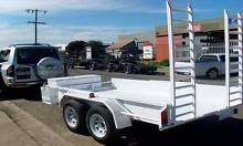 8x5 Plant Trailer - smart trailer Broadmeadows Hume Area Preview