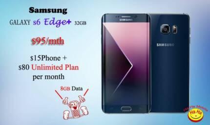 New Samsung Galaxy S6 Edge+ Australian Stock Ha Ha Mobile Auburn Auburn Area Preview