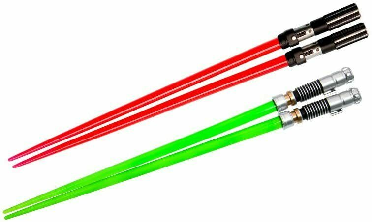 Kotobukiya Star Wars Lightsabers Chopsticks Darth Vader & Luke Skywalker Set USA