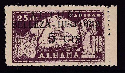 ESPAÑA - GUERRA CIVIL - ALHAMA - ALTURA / BELLEZA - HISTORIA...