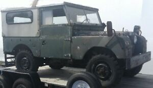 1955 Land Rover Series 1 86""