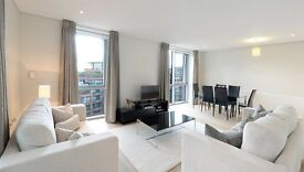 GORGEOUS AND SPACIOUS 2 BED, 2 BATH FLAT IN W2. Views over Paddington Basin. Close to Edgare Rd ST.