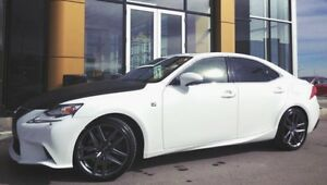 2014 Lexus IS 350 F Sport Series 2 AWD 3M Private Sale