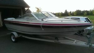 16ft Cadorette With 80hp Merc