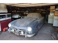 Wanted classic car barn find vintage beetle mini golf Bmw Mercedes non runner