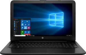 Laptop HP Note Book 15''   particulier
