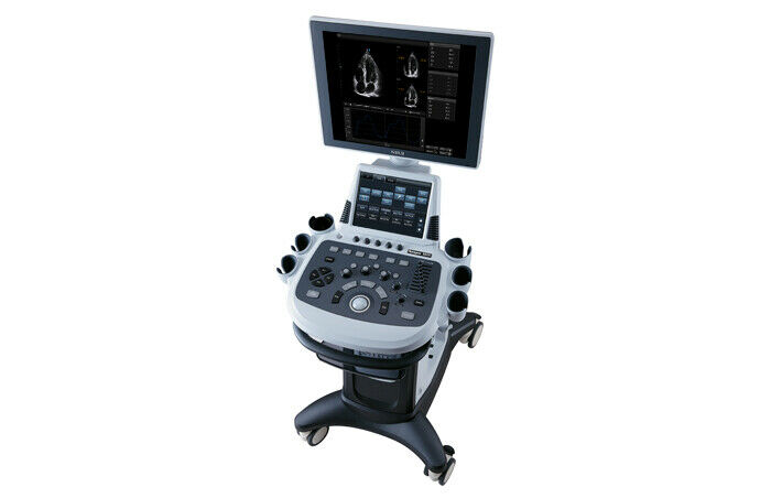 NEW ULTRASOUND MACHINE SIUI APOGEE 5500 W/2 PROBES (DICOM) (NEW)