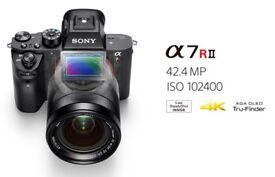 Sony A7R2 Full Frame Camera