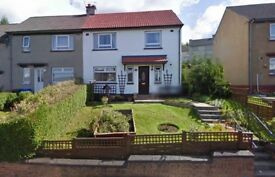 THREE BEDROOM END TERRACE HOUSE WITH GARDENS - BELLSBANK, DALMELLINGTON