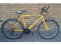 "Men's MIRAGE LANNUTTI 26"" Mountain Bike In VGC"