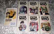 Doctor Who books Blakeview Playford Area Preview