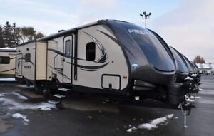 2018 Premier - Travel Trailers Lightweight 30RIPR