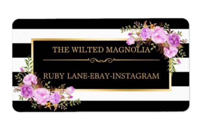 The Wilted Magnolia