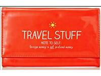 Happy Jackson Travel Wallet Brand New