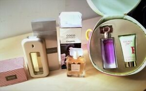 NEW perfumes, wallet purses and watch for SALE