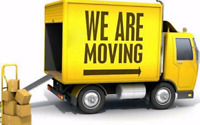 Mover  $60/- per hour with two helpers and 16' Box Truck
