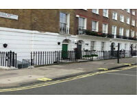 two bedroom, two bathroom in Baker Street / Marylebone available now in a Victorian period flat