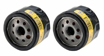 2 pack of Genuine Briggs & Stratton 492932S Lawnmower Oil Filter
