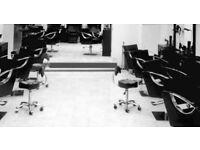 Unisex Hair salon in busiest Gloucester street