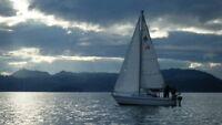 Affordable Sailing in Nanaimo!