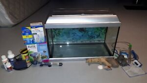 Aquarium and Supplies