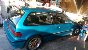 Honda 91 si