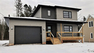 New Two Story Family Home w/ Garage in Moncton North!