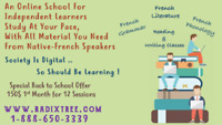 Experienced Online Tutors Of French Available Now To Help You.