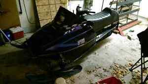 95 Polaris XLT Indy 600 triple