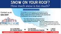 Snow removal and Roof Shovelling