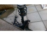 Bmw 320 shock absorbers and whishbones