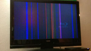 Toshiba TV- Good for parts?