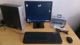 Full set of computer Lenovo Ideacentre AMD-A6