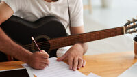 Songwriting Lessons - Helping you write songs your way