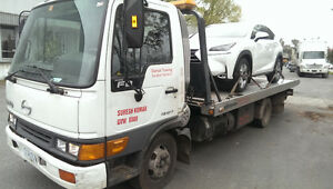 TOWING (FLATBED ) LOWEST RATS   6047609537