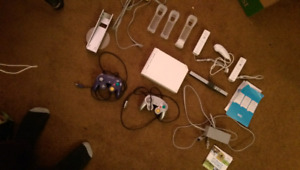 Crazy Wii package