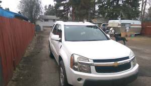 2006 Equinox new top end engine brand new heads