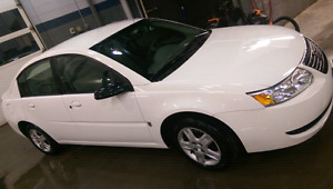 2007 Saturn Ion Sedan - Automatic - Safety included.
