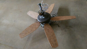 "60"" Ceiling Fan and light"
