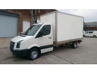 2010 VOLKSWAGEN CRAFTER 2.5BlueTDi CR35 Chassis Cab