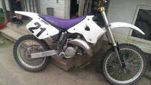 Trade for 2 stroke quad or something else