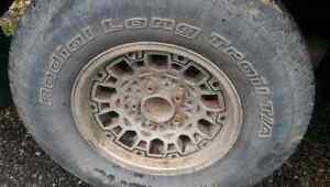 Chevy rim 5/127
