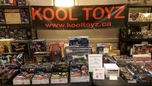 Kool Toyz- Collectable Transformer Figures