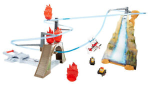 Disney Planes: Fire & Rescue Piston Peak Track set $15