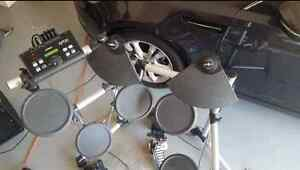 Yamaha DTX500K Electric Drum Kit