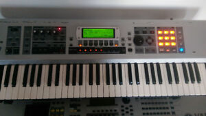 Clavier Roland Fantom Xa Workstation synthétiseur 61 keys
