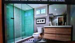 """Modern, """"Furnished""""  3 Bed,2 Bath,2 park, end unit TownHome    Oakville / Halton Region Toronto (GTA) image 7"""