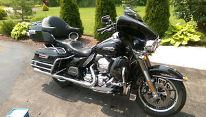 *SOLD* 2014 Harley Davidson Electra Ultra Classic - LOADED *SOLD
