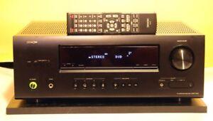 Denon AVR-1312 Home Theatre Receiver With Remote. Mint.