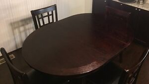 Table from The Brick Kitchener / Waterloo Kitchener Area image 2